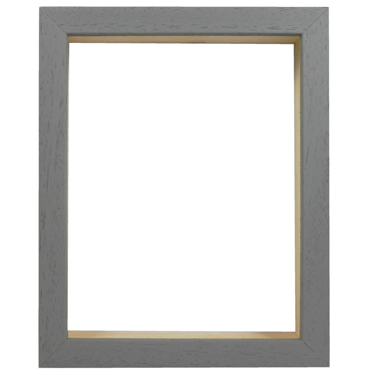 Picture Frame - Open Grain Dark Grey