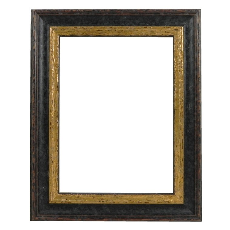 Picture Frame - Woodland Black Gold