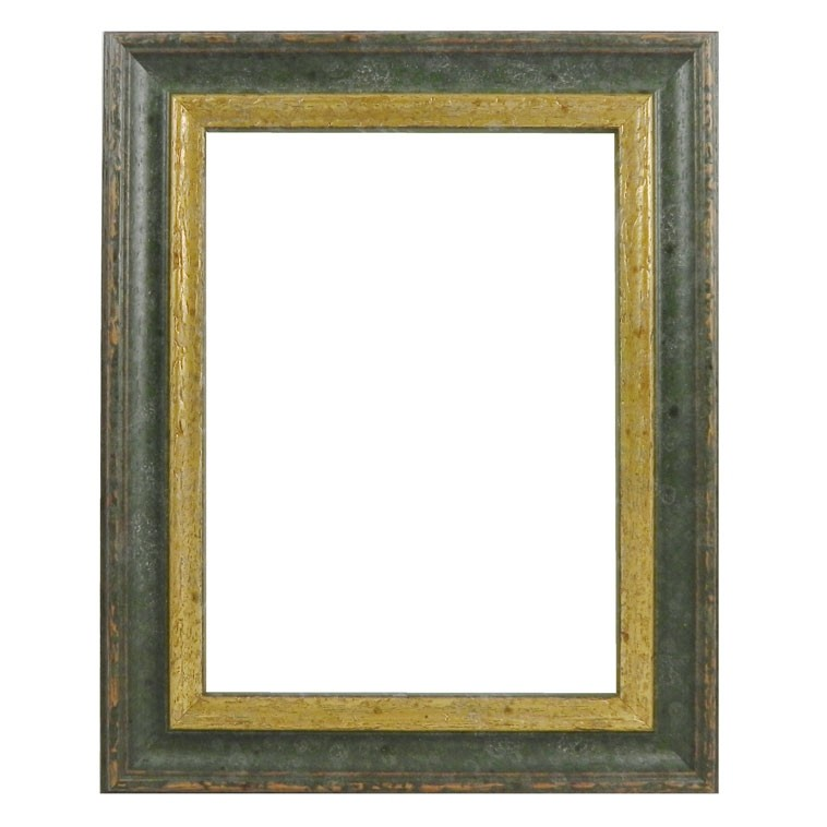 Picture Frames Woodland Green Gold Eframe Ireland