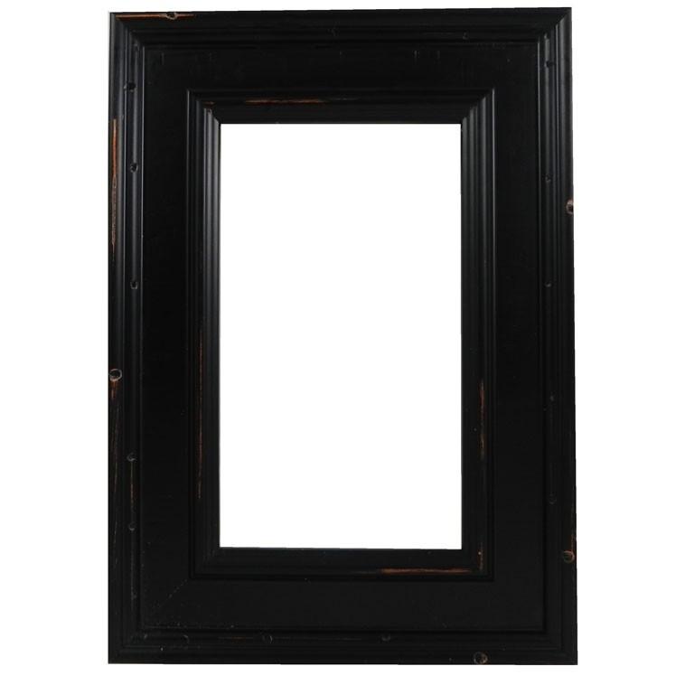 Picture Frame - Napoli - Black Orange Neck