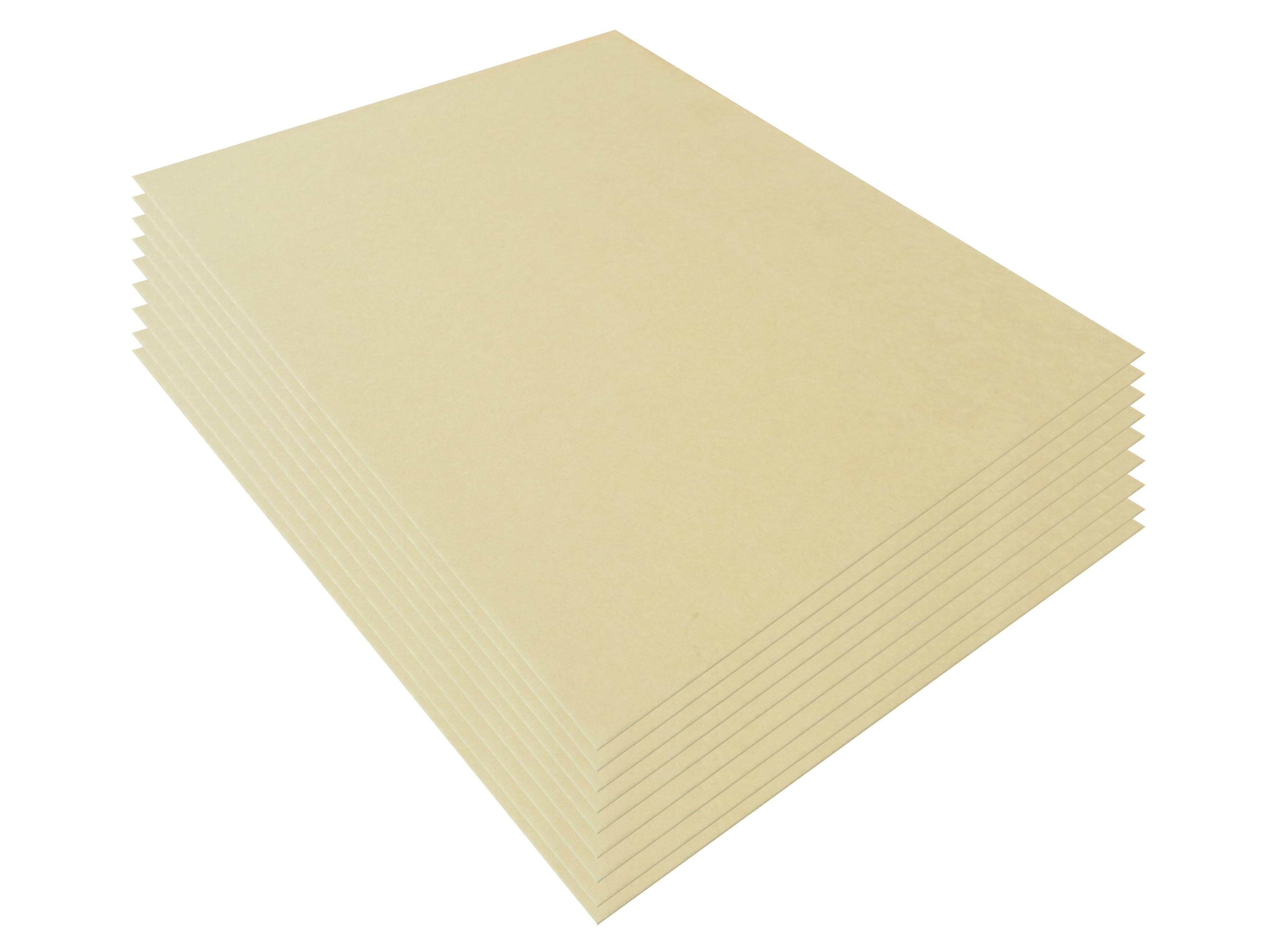 Self Adhesive Backing Board 10 pack