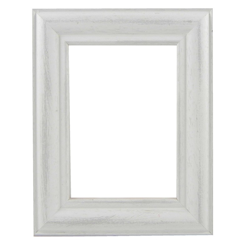 Picture Frame - Chic 40 White