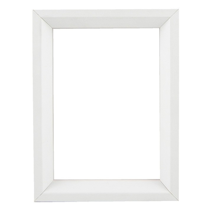 Picture Frame - Cosmo White