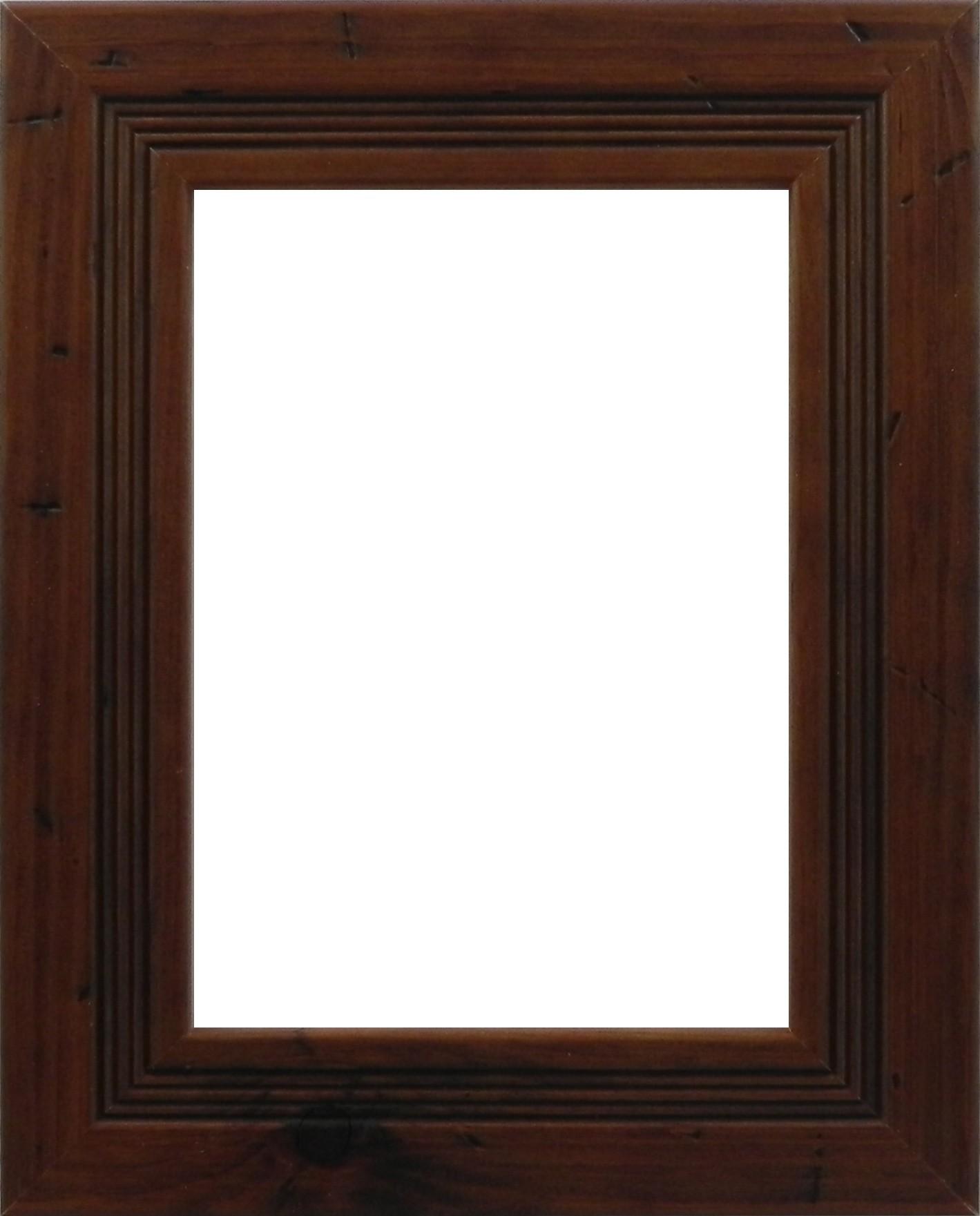 Picture Frame Burnt Honeypine
