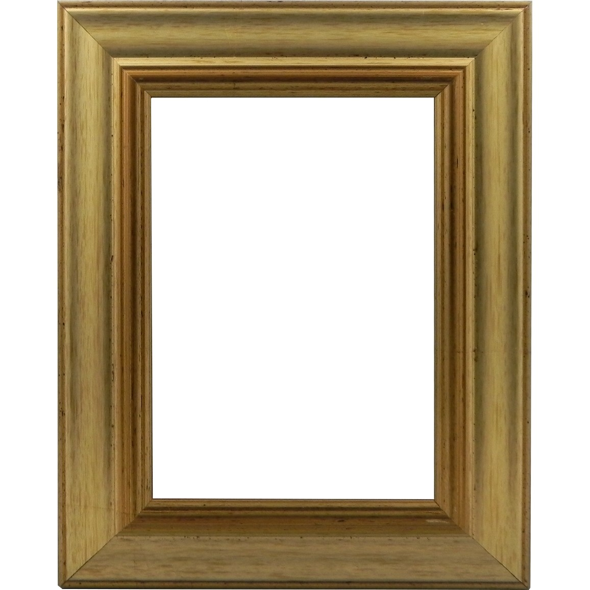 Picture Frame Reverse Gold