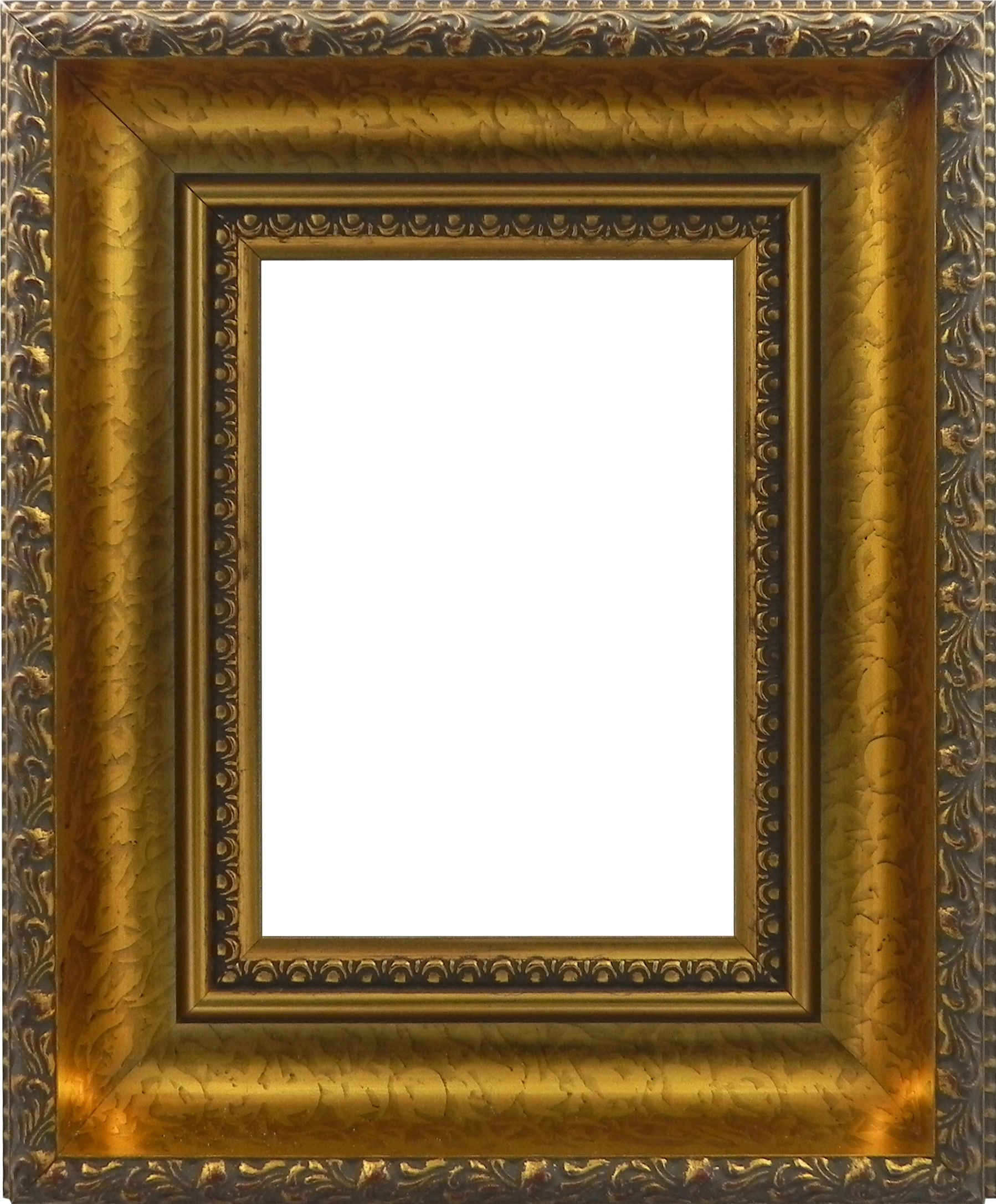 Picture Frame - Antiquity Gold Leaf - EFrame Ireland