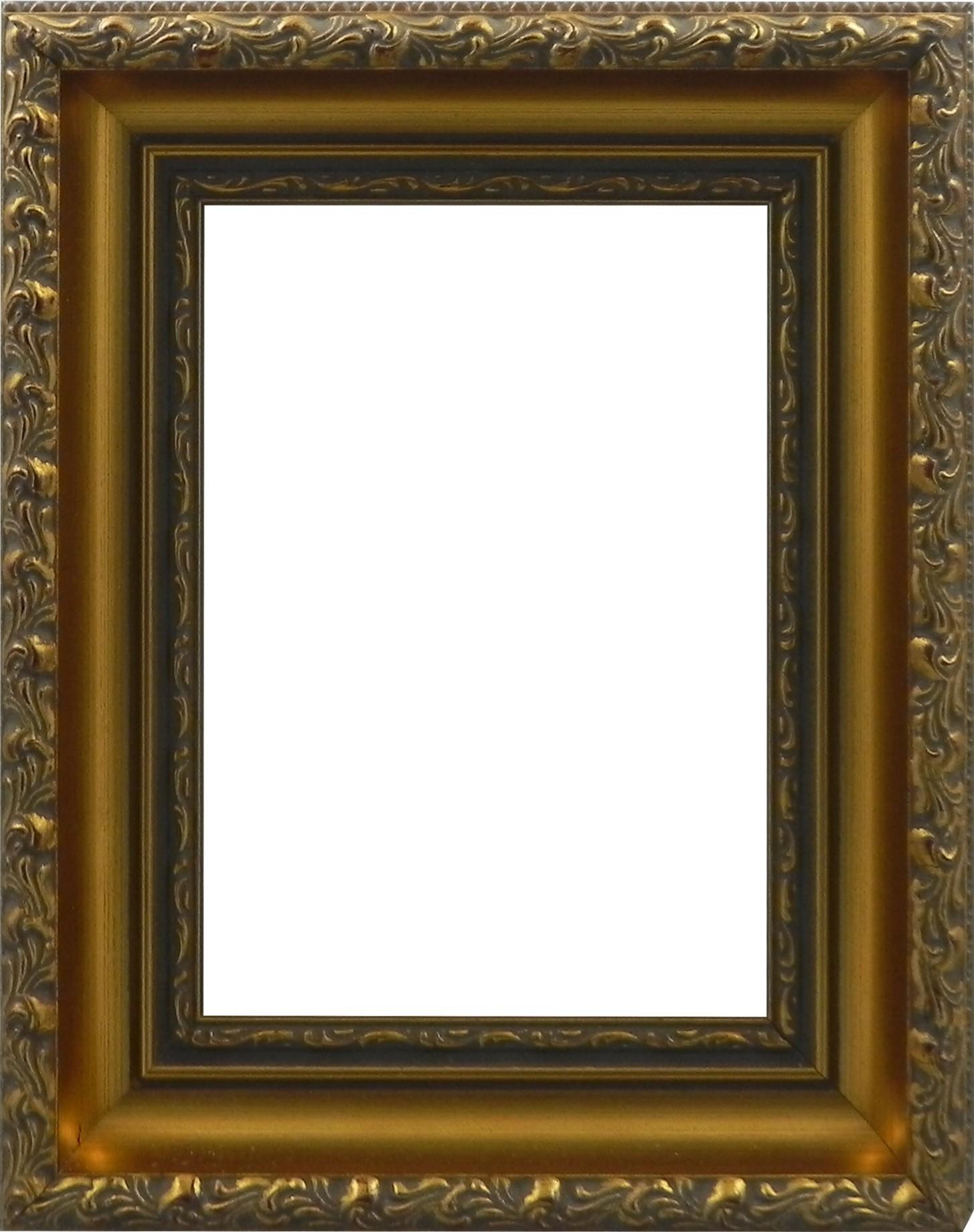 Picture Frame - Antiquity Gold Leaf Slimline - EFrame Ireland