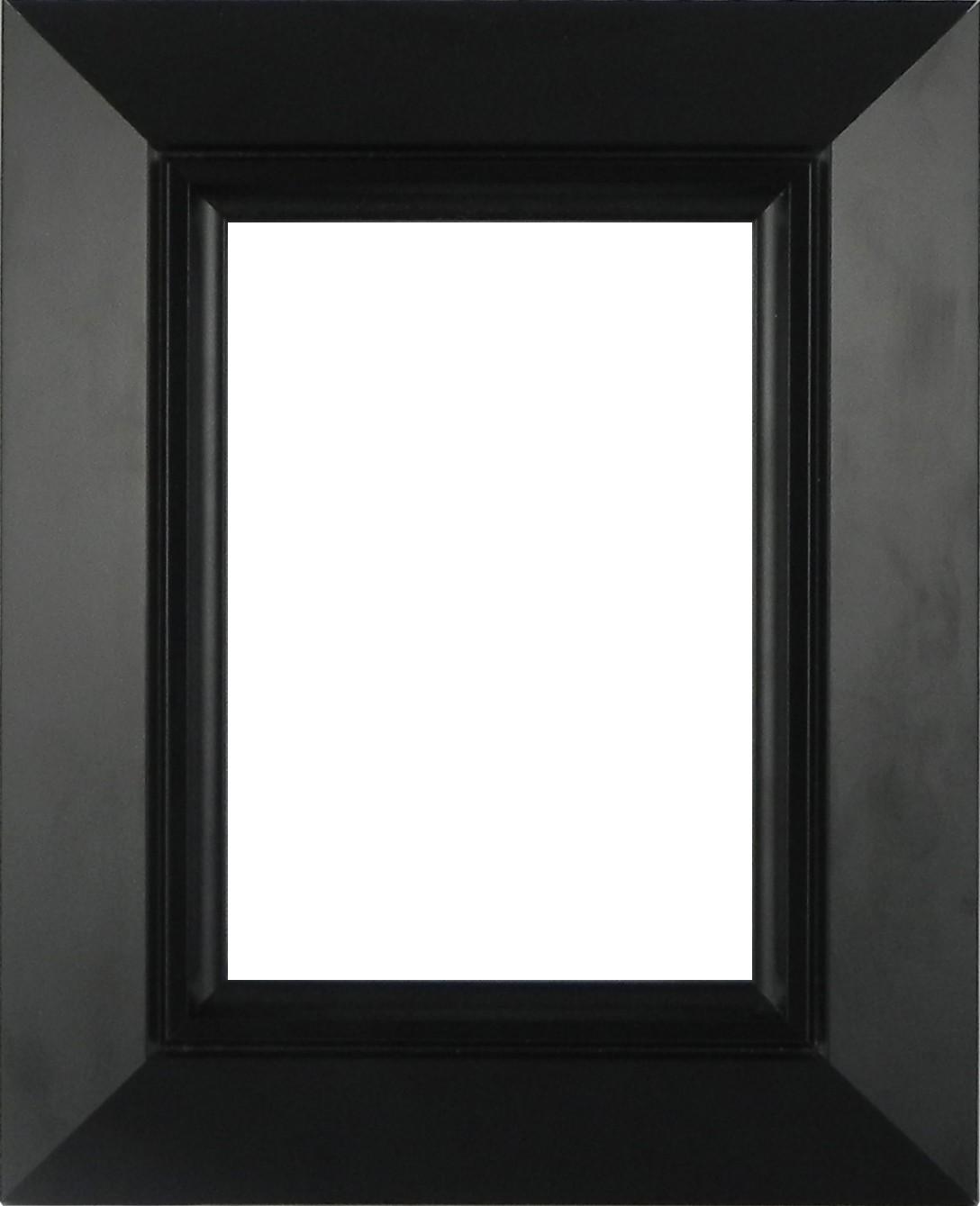 Picture Frame Slick Black