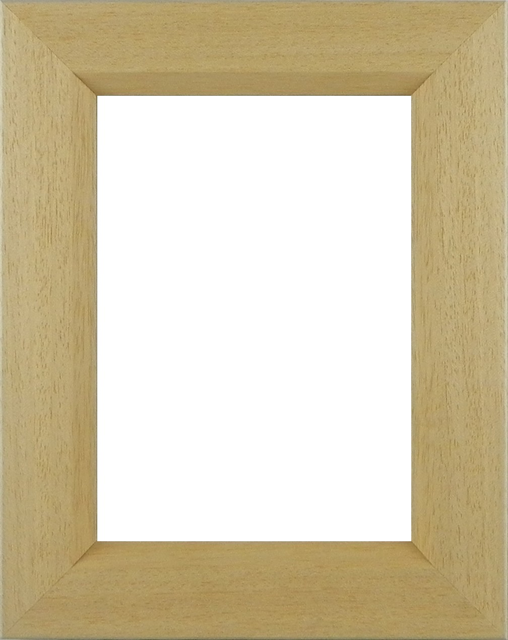 Picture Frame Medium Natural with chamfer