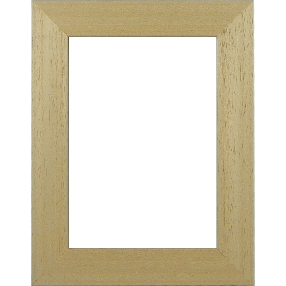 Picture Frame Square Box medium Natural Timber