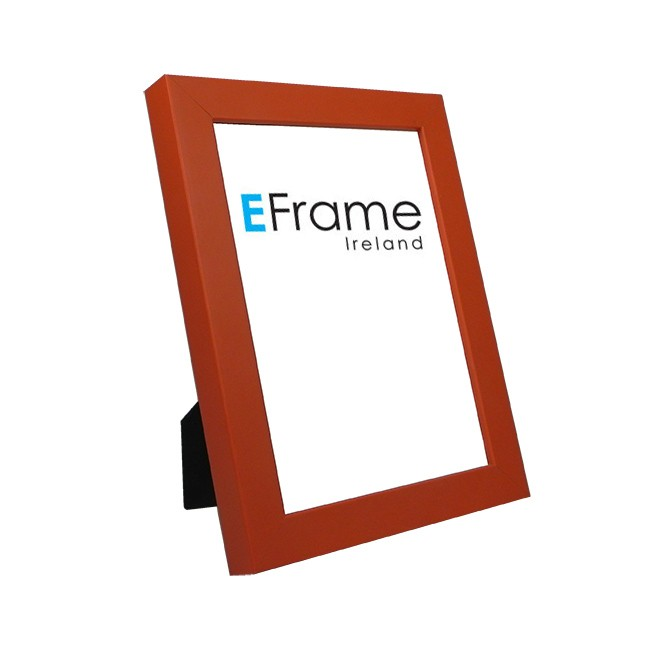 Photo Frame Pastel Orange