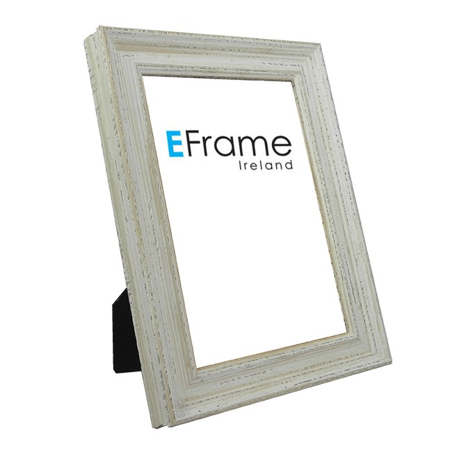 Photo Frame Ivory Scoop