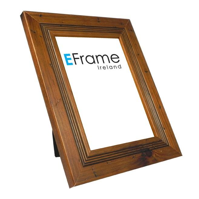 Photo Frame Burnt honeypine
