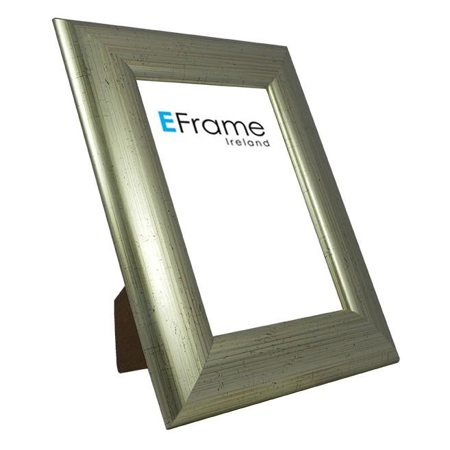 Photo Frame Silver Concave - economy range