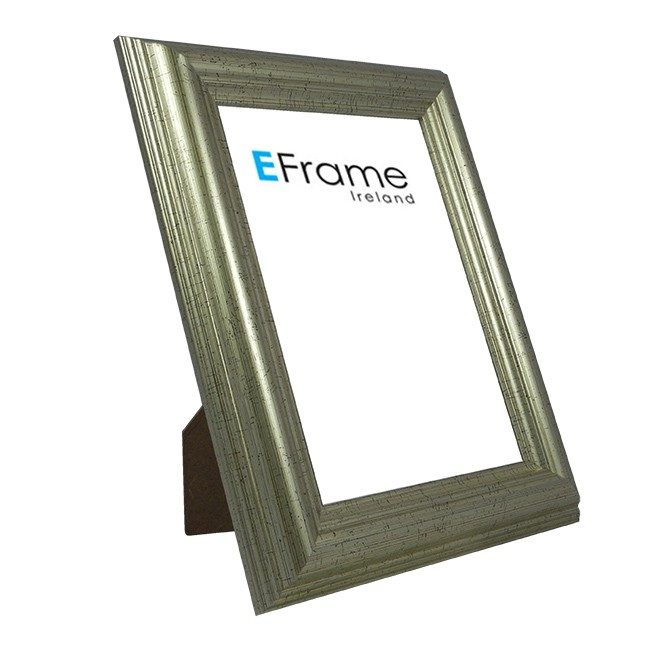 Photo Frame Silver - economy range