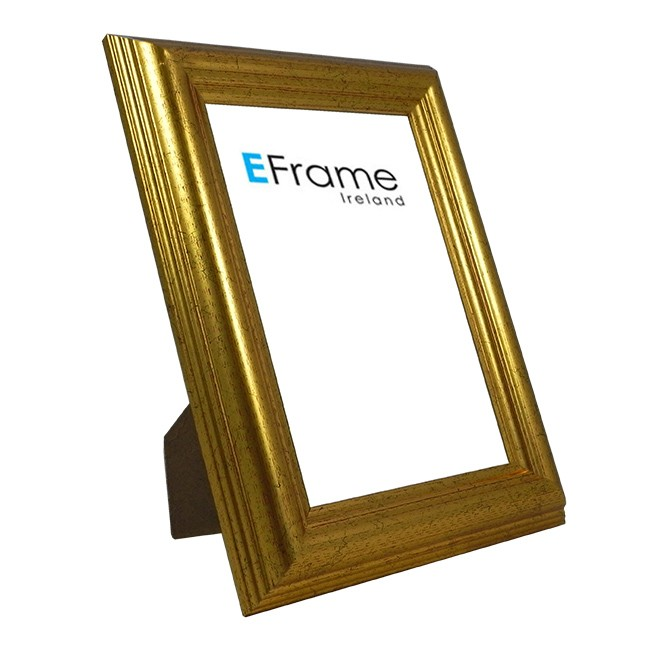 Photo Frame Gold - economy range