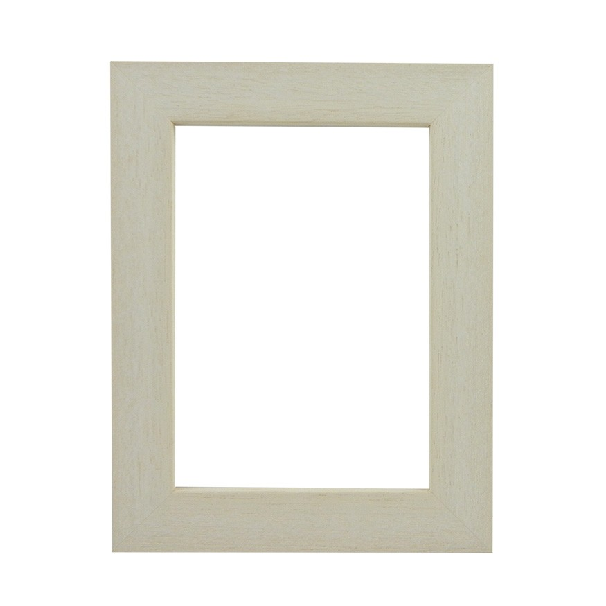 Picture Frame - Flat Open Grain Limed