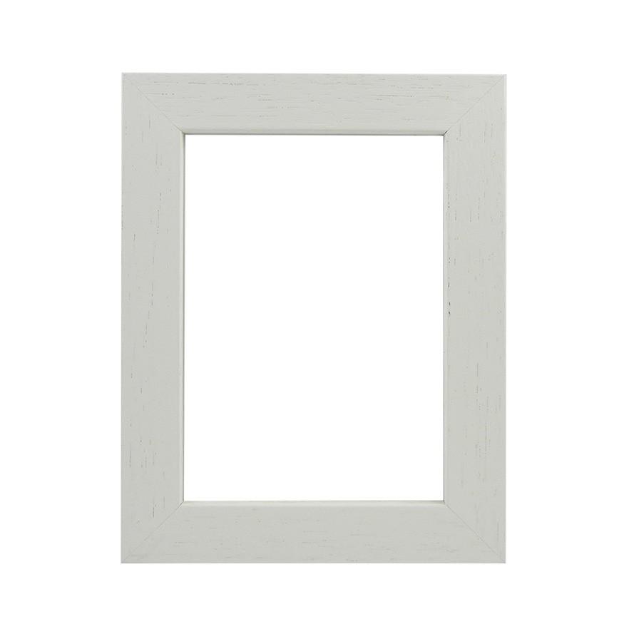 Picture Frame - Open Grain White Box
