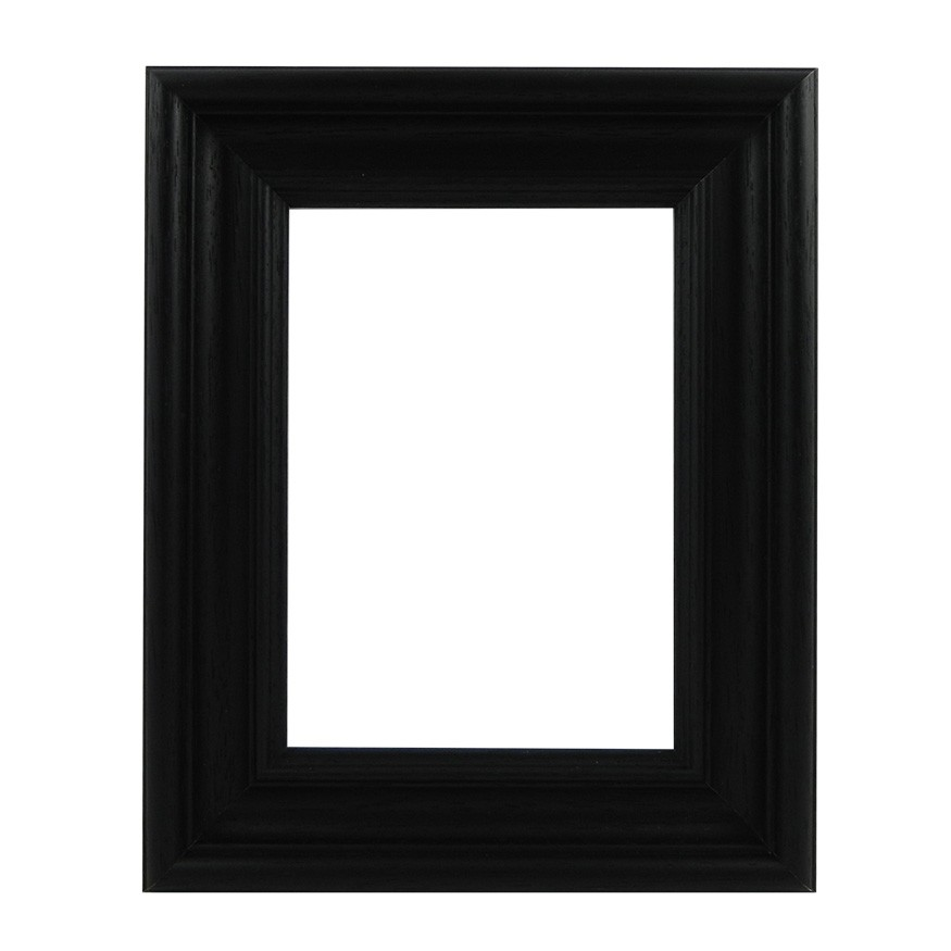 Picture Frame - Scoop Black