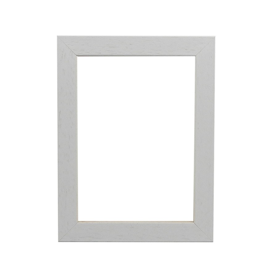 Picture Frame - Open Grain White Box 21