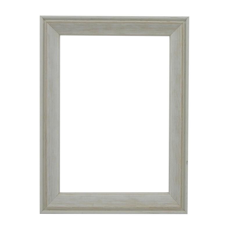 Santorini Whitewash Picture Frame