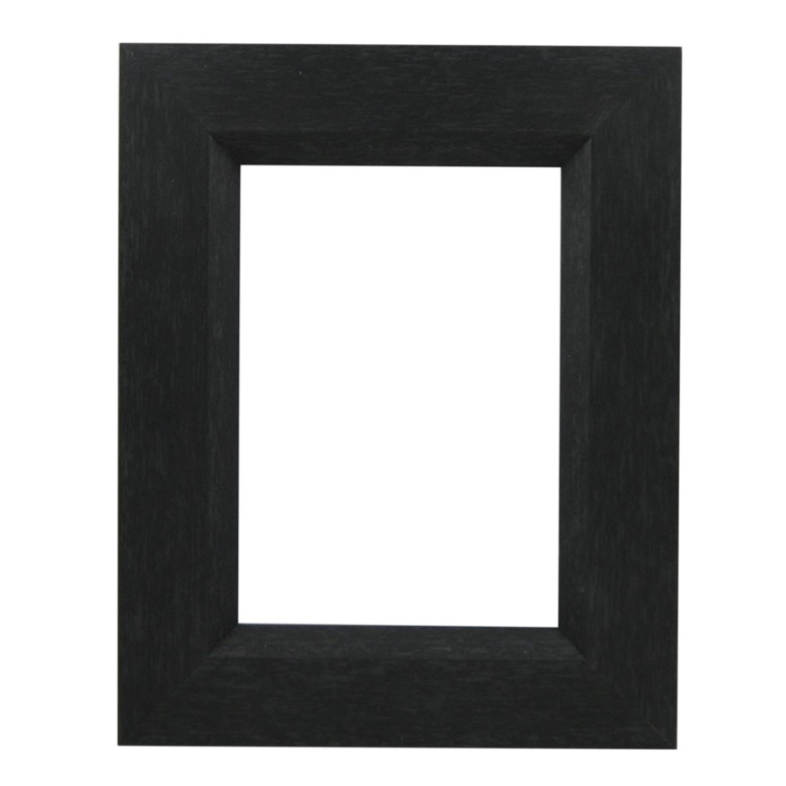 Foundry Picture Frame Black lg
