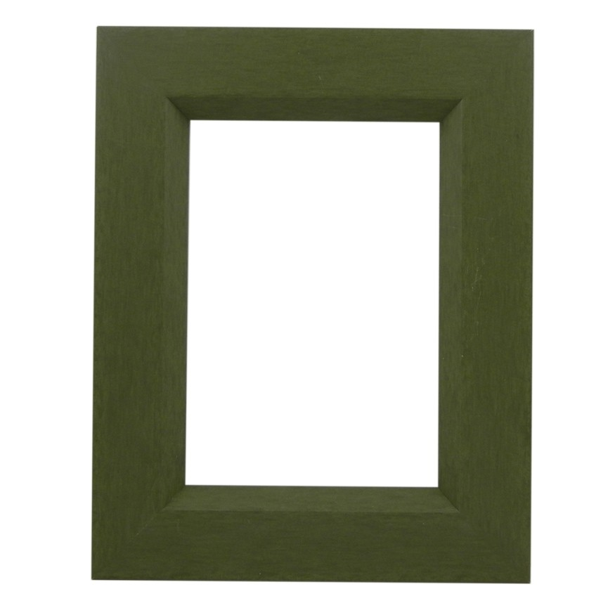 Foundry Picture Frame Green lg
