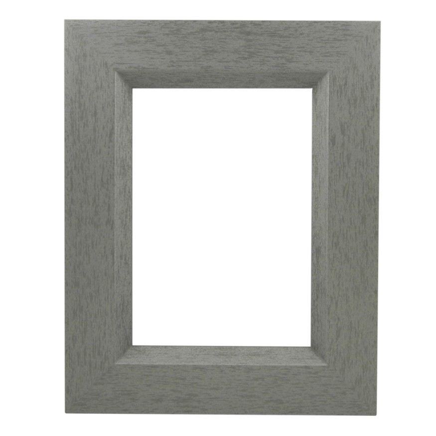 Foundry Picture Frame Silver lg