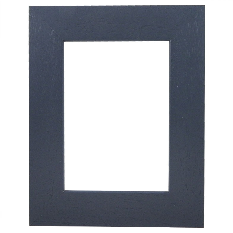 Picture Frame - Metro 39 Blue