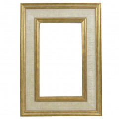Picture Frame Napoli - Ivory Gold