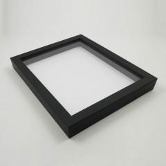 Picture Frame Box Frame 20 x 32mm Black