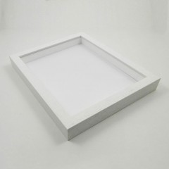 Picture Frame Box Frame 20 x 32mm White