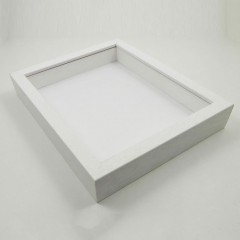 Picture Frame Box Frame 20 x 45mm White