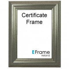 Picture Frame Certificate Frame A4 Silver