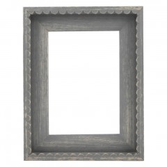 Picture Frame Chic Grey Frill
