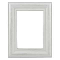 Picture Frame Chic 40 White