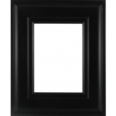 Picture Frame Black Slip & Slope