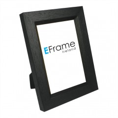 Picture Frame Black with chamfer Photo Frame