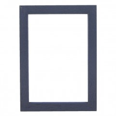Picture Frame Metro 15 Blue