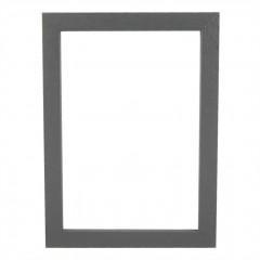 Picture Frame Metro 15 Dark Grey