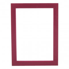 Picture Frame Metro 15 Red