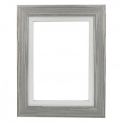 Picture Frame Pisa Light Grey