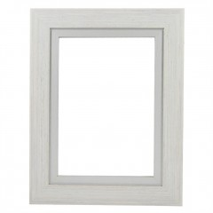 Picture Frame Pisa White