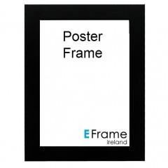 Picture Frame Poster Frame Open Grain Black