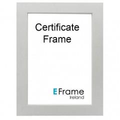 Picture Frame Poster Frame Open Grain White