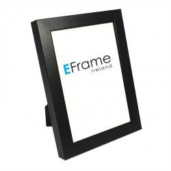 Pastel Black Photo Frame