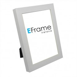 Pastel White Photo Frame
