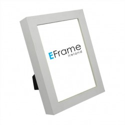 Standard White Wide Photo Frame