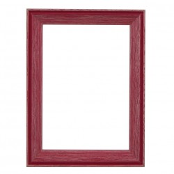 Santorini Red Whitewash Frame sm