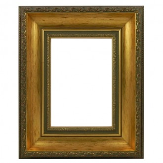 Picture Frame Antiquity Gold Leaf